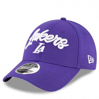 Kapa New Era NBA20 Draft Los Angeles Lakers 9Forty ''Purple''