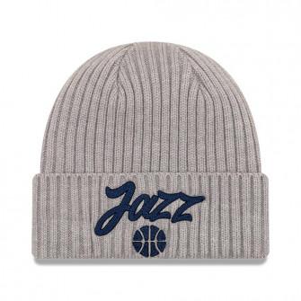 Zimska kapa New Era NBA20 Draft Utah Jazz Cuff Knit ''Grey''