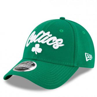 Kapa New Era NBA20 Draft Boston Celtics 9Forty ''Green''