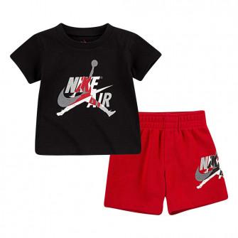 Dječji komplet Air Jordan Jumpman Classic ''Black/Red''