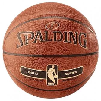 Košarkaška lopta Spalding NBA GOLD 2017 S.7