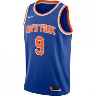 Dres Nike RJ Barrett New York Knicks Icon Edition Swingman ''Rush Blue''