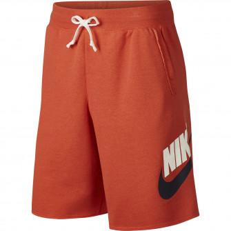 Kratke hlače Nike Alumni French Terry ''Mantra Orange''