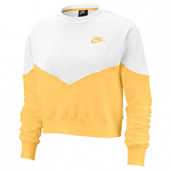 Ženski pulover Nike Sportswear Fleece ''Topaz Gold''