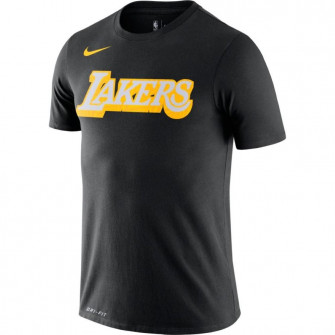Kratka majica Nike Dri-FIT Los Angeles Lakers City Edition Logo ''Black''