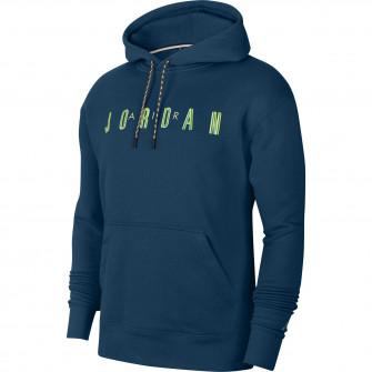 Air Jordan Sport DNA Fleece Pullover Hoodie ''Blue''