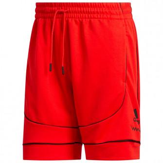 Kratke hlače adidas Donovan Mitchell D.O.N. Issue #2 ''Red''