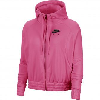Ženski hoodie Nike Air Full-Zip ''Pinksicle''