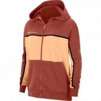 Ženski hoodie Nike Sportswear Full-Zip ''Firewood Orange''