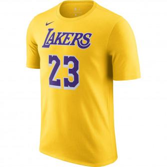 Kratka majica Nike NBA Lebron James Los Angeles Lakers ''Amarillo''