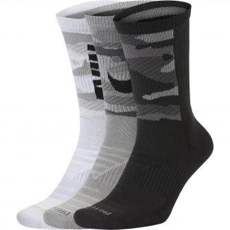 Čarape Nike Everyday Max Cushioned ''Black/Grey/White''