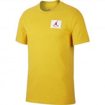 Kratka majica Air Jordan Flight Essentials Crew ''Dark Sulfur''