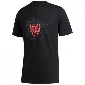Kratka majica adidas D.O.N. Issue #2 Sense Logo ''Black''