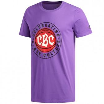 Kratka majica adidas BHM ''Active Purple''