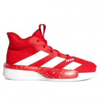 Dječja obuća adidas Pro Next 2019 ''Scarlet/Cloud White''