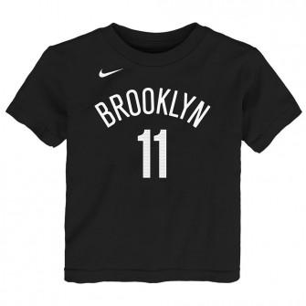 Dječja kratka majica Nike Brooklyn Nets Kyrie Irving ''Black''