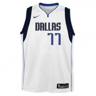 Dres Nike NBA Association Dallas Mavericks Luka Dončić Swingman ''White''