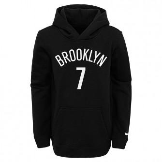Dječji hoodie Nike NBA Brooklyn Nets Kevin Durant ''Black''