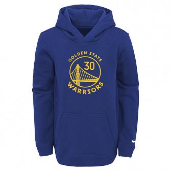 Dječji hoodie Nike NBA Golden State Warriors Stephen Curry ''Blue''