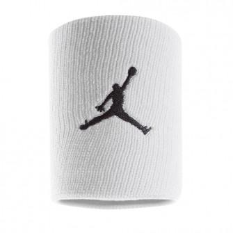 "Znojnici za zapešća Jordan Jumpman ""White"""