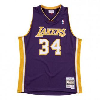 M&N NBA Shaquille O'neal Swingman Jersey