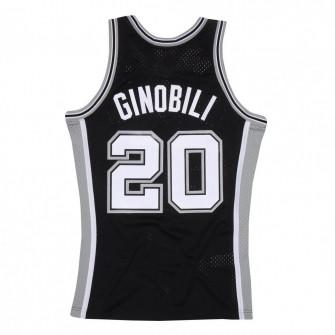 Dres M&N Manu Ginobili San Antonio Spurs Swingman