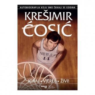 Krešimir Ćosić autobiografija (meki uvez knjige)