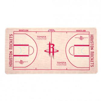 Podloga za miš NBA Houston Rockets Basketball Court Style