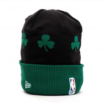 Zimska kapa New Era NBA18 Boston Celtics Tipoff Knit