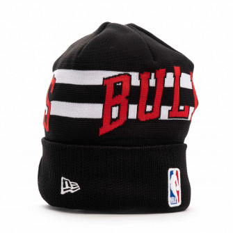 Zimska kapa New Era NBA18 Chicago Bulls Tipoff Knit