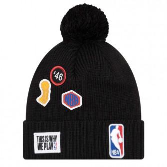 Zimska kapa New Era NBA Logo Draft 2018