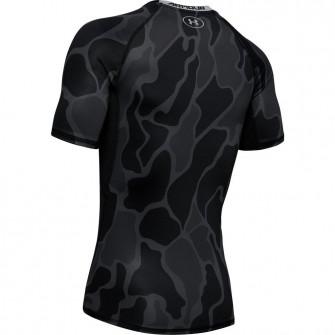 Kratka majica UA HeatGear Print ''Black''