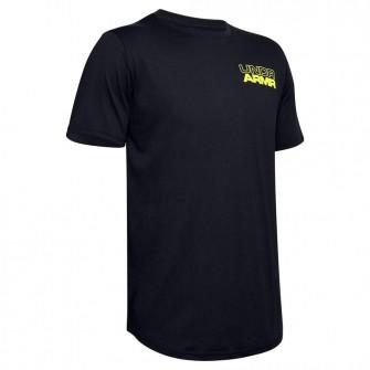 Kratka majica UA Baseline Photoreal ''Black''
