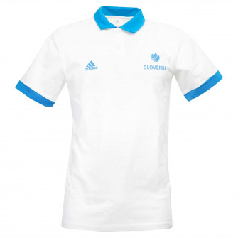 Kratka polo majica adidas Slovenija ''White''