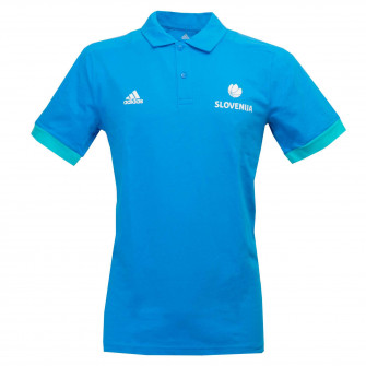 Kratka polo majica adidas Slovenija ''Blue''