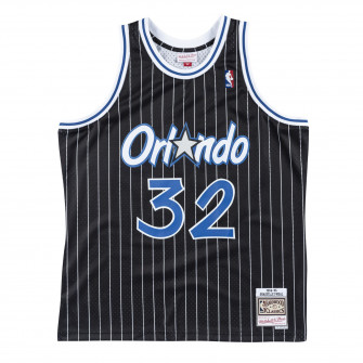 Dres M&N Swingman Orlando Magic Alternate 1994-95 Shaquille O'Neal ''Black''