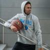 Hoodie New Era NBA Team Logo Dallas Mavericks ''Grey''