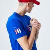 Kratka majica New Era Philadelphia 76ers Gradient Wormark ''Blue''