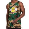 Kratka majica New Era Los Angeles Lakers Vest ''Camo''