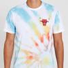 Kratka majica New Era Tie Dye Chicago Bulls ''Multi''