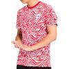 Kratka majica New Era All Over Print Chicago Bulls ''Red''