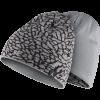 Zimska kapa Jordan Elephant Print Reversible