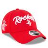 Kapa New Era NBA20 Draft Houston Rockets 9Forty ''Red''