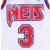 Dres M&N Dražen Petrović 3 New Jersey Nets 1992-93 Swingman ''White''