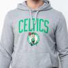 Hoodie New Era Boston Celtics ''Grey''