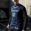 Dres Nike Ja Morant Grizzlies Icon Edition Swingman ''College Navy''