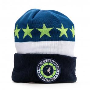 New Era NBA18 Minnesota Timberwolves Tipoff Knit Hat