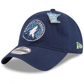 New Era Minnesota Timberwolves 9TWENTY NBA Draft cap