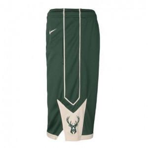 Otroške kratke hlače Nike NBA Milwaukee Bucks Icon Edition 2020 Swingman ''Green''