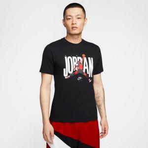 Kratka majica Air Jordan ''Black''